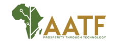 African Agricultural Technology Foundation (AATF) logo