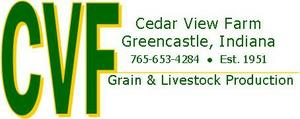 Cedar View Farm logo