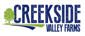 Creekside Valley Farms logo