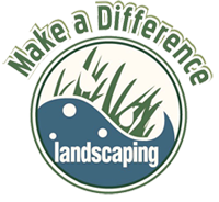 Make a Difference Landscaping logo