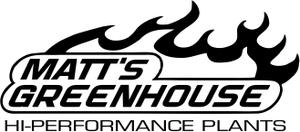 Matt's Greenhouse logo