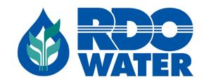 RDO Water logo
