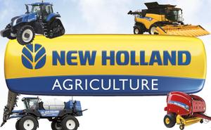 Rodkey New Holland logo
