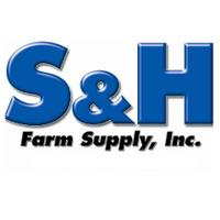 S&H Farm Supply logo