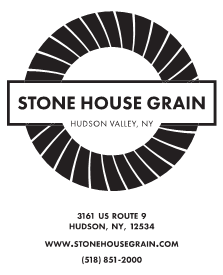 Stone House Grain LLC logo