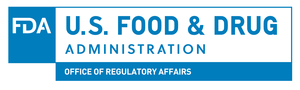 U.S. Food and Drug Administration logo