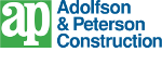 Adolfson & Peterson Construction logo
