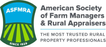 American Society of Farm Managers and Rural Appraisers logo