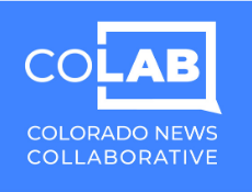 COLab, The Colorado News Collaborative logo