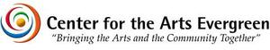 Center for the Arts, Evergreen logo