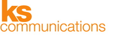 KS Communications logo