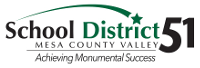 Mesa County School District 51 logo