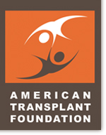 The American Transplant Foundation logo