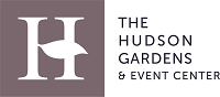 The Hudson Gardens & Event Center logo