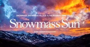 The Snowmass Sun logo
