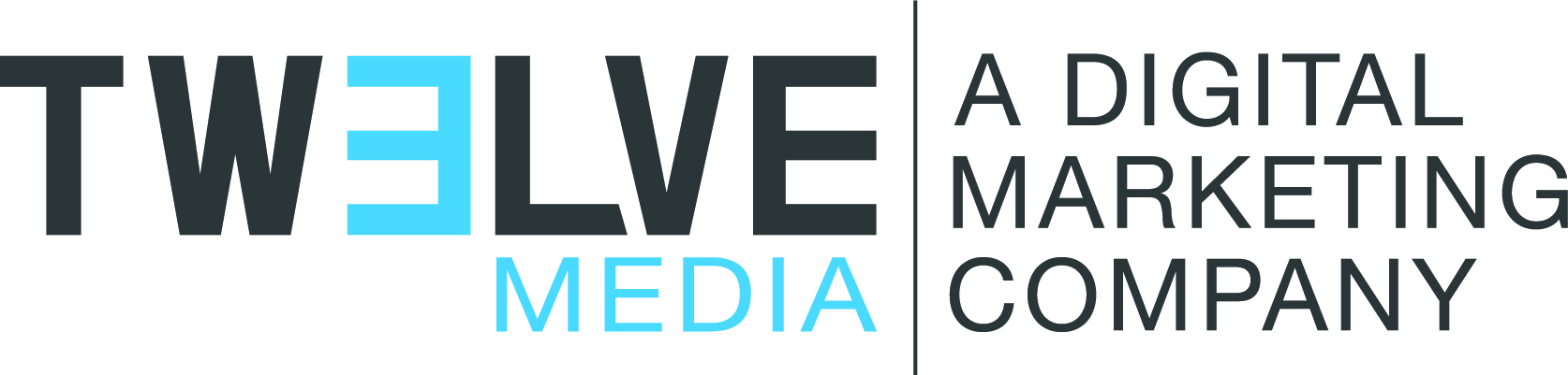 Twelve Three Media logo