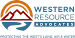 Western Resource Advocates logo