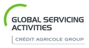 Global Servicing Activities Ltd - Crédit Agricole Group logo