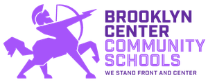 Brooklyn Center School District logo