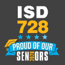 Independent School District 728 logo