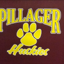 Pillager Schools logo
