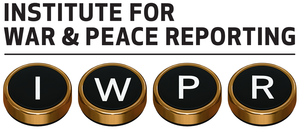 Institute for War & Peace Reporting logo