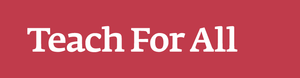 Teach For All, Inc. logo