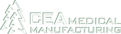 CEA Medical Manufacturing logo