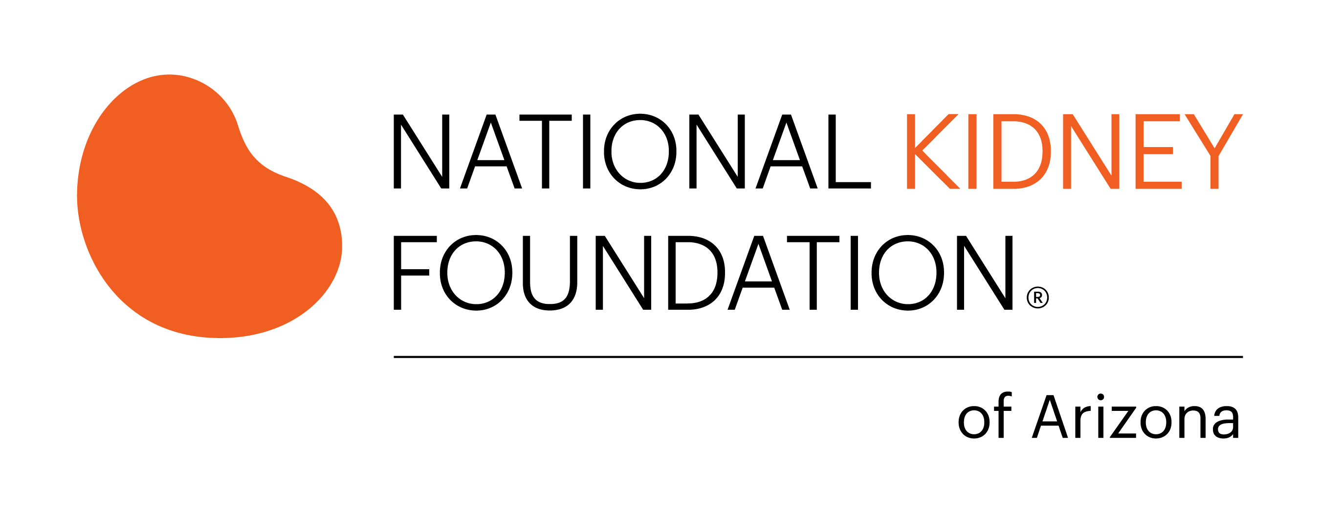 National Kidney Foundation of Arizona logo