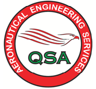 Qsa  Aeronautical Engineering Services logo